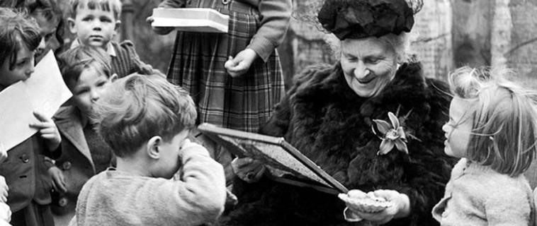 Maria Montessori: l'influenza del metodo montessoriano sull'uso didattico delle nuove tecnologie