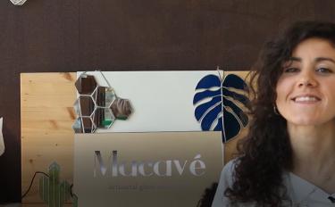 Vetreria 3D: Marianna Capuano racconta il suo percorso di incubazione al CAD