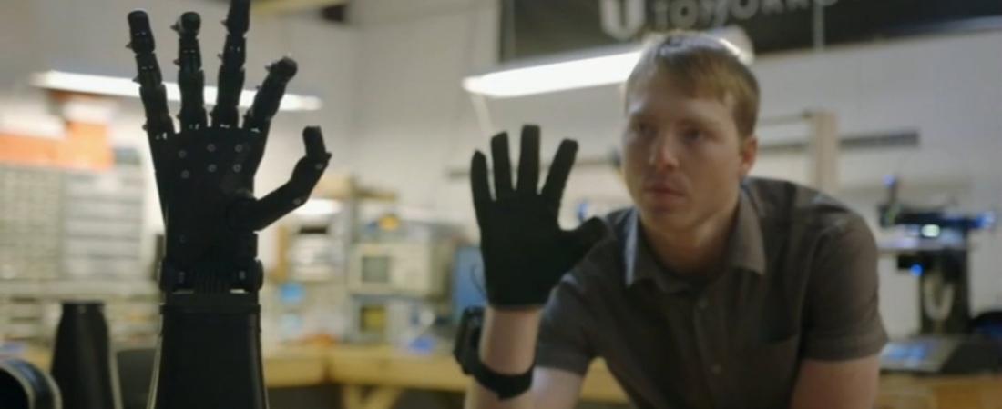 Easton LaChappelle: da Arduino Robotic Arm a un progetto con la NASA