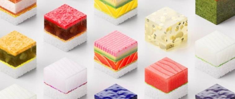 A Tokyo si mangia sushi stampato in 3D su misura