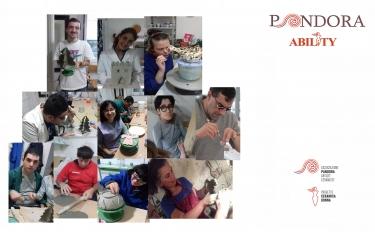 Venerdì 4 gennaio al CAD c'è Pandora Ability,corso sulla ceramica digitale per le persone diversamente abili