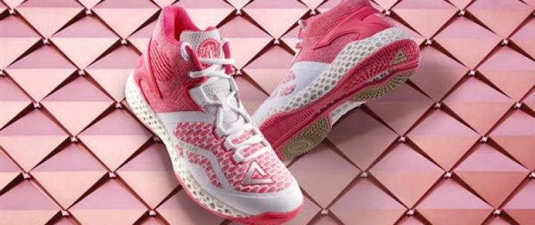 Peak Sport lancia le prime scarpe da pallavolo stampate in 3D