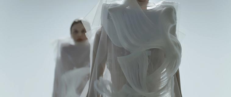 Ying Gao e gli abiti che si animano alla presenza di estranei