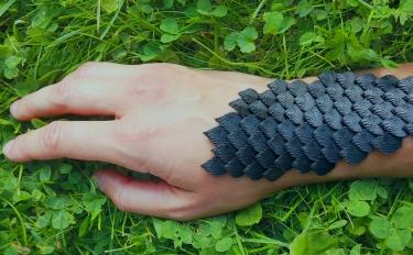 Scaled: in arrivo il calco protettivo flessibile per atleti, progettato con algoritmo parametrico