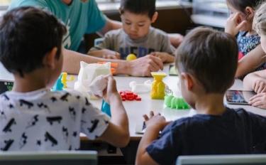Da domani 14 dicembre, ecco i corsiper i tuoi bambini al Centro per l'Artigianato Digitale!